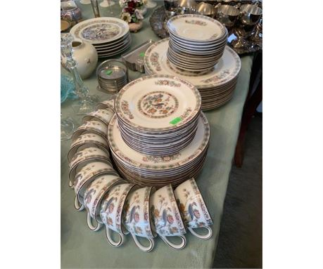 Set of Wedgewood China